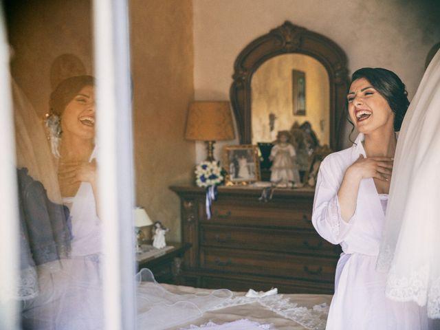 Il matrimonio di Andrea e Valentina a Pietraperzia, Enna 15
