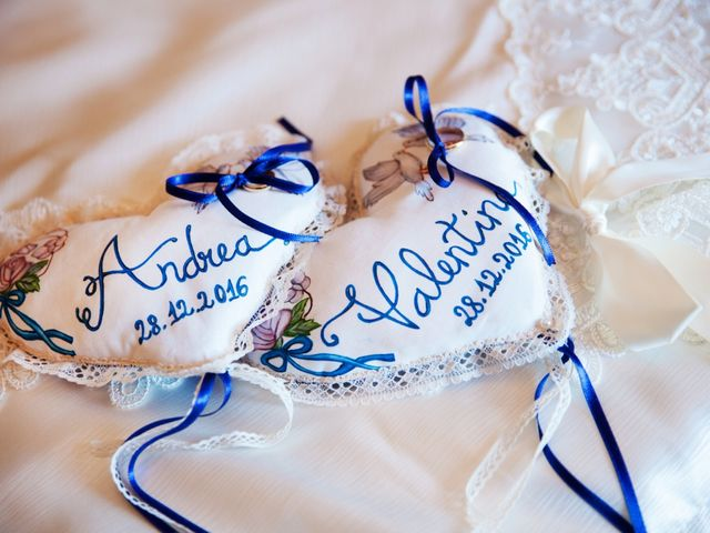 Il matrimonio di Andrea e Valentina a Pietraperzia, Enna 16