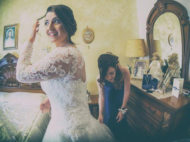 Il matrimonio di Andrea e Valentina a Pietraperzia, Enna 22