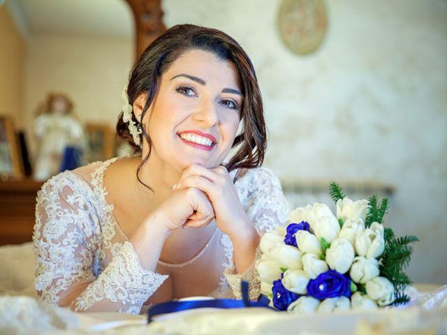 Il matrimonio di Andrea e Valentina a Pietraperzia, Enna 24