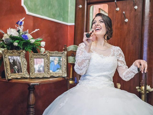 Il matrimonio di Andrea e Valentina a Pietraperzia, Enna 25