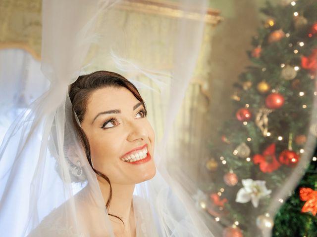 Il matrimonio di Andrea e Valentina a Pietraperzia, Enna 26