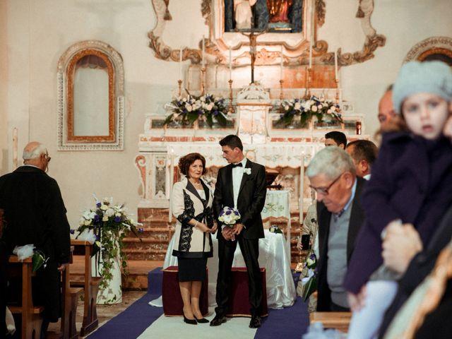 Il matrimonio di Andrea e Valentina a Pietraperzia, Enna 29