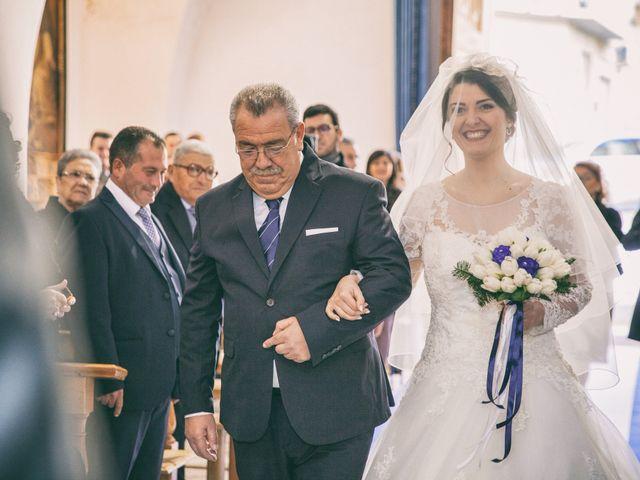 Il matrimonio di Andrea e Valentina a Pietraperzia, Enna 34