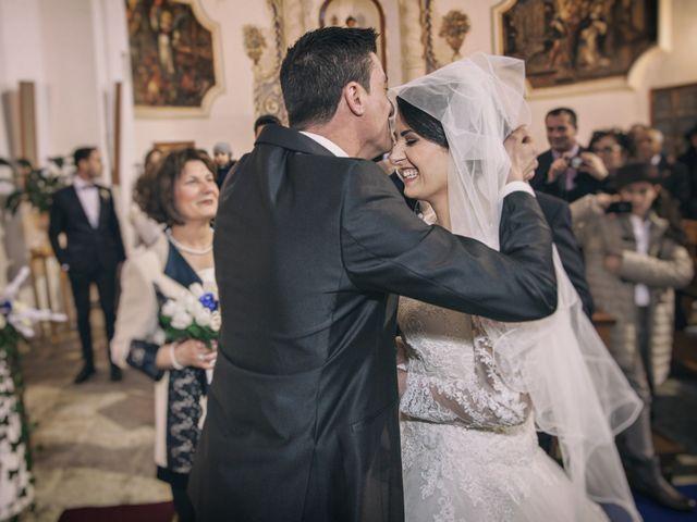 Il matrimonio di Andrea e Valentina a Pietraperzia, Enna 35