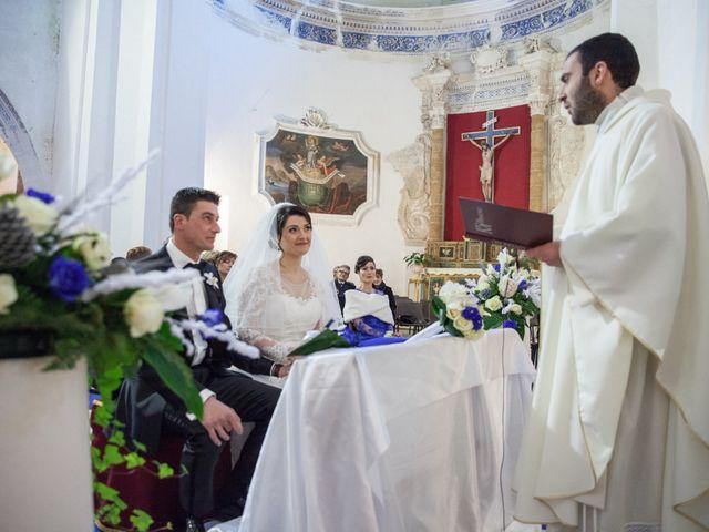 Il matrimonio di Andrea e Valentina a Pietraperzia, Enna 38
