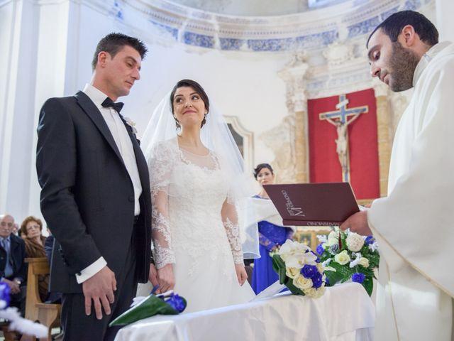 Il matrimonio di Andrea e Valentina a Pietraperzia, Enna 39