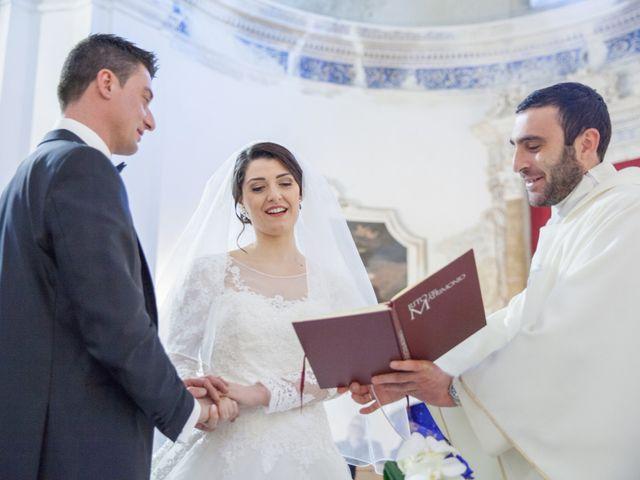 Il matrimonio di Andrea e Valentina a Pietraperzia, Enna 40