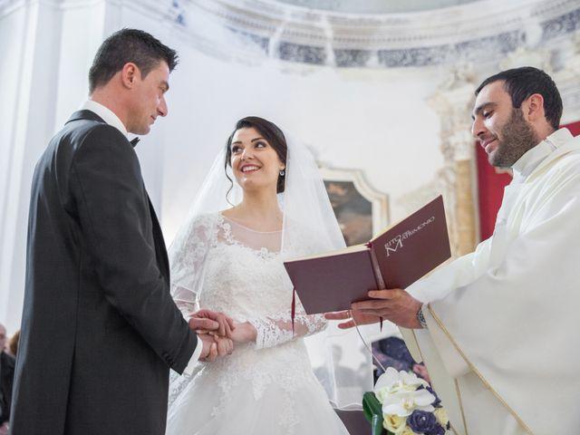 Il matrimonio di Andrea e Valentina a Pietraperzia, Enna 41