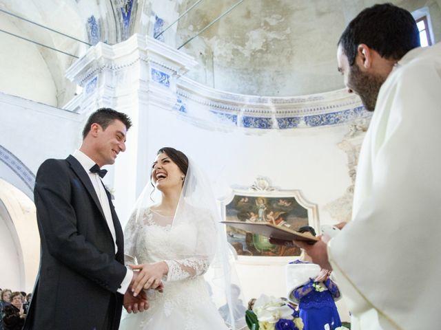 Il matrimonio di Andrea e Valentina a Pietraperzia, Enna 42