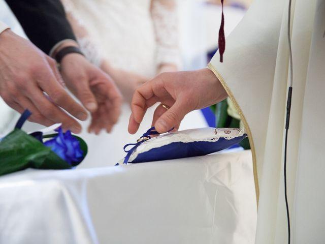 Il matrimonio di Andrea e Valentina a Pietraperzia, Enna 43