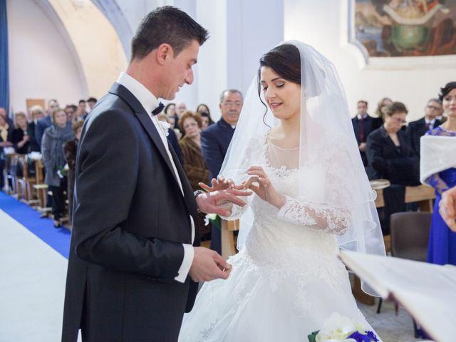 Il matrimonio di Andrea e Valentina a Pietraperzia, Enna 44