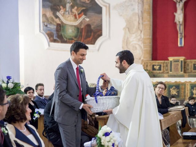 Il matrimonio di Andrea e Valentina a Pietraperzia, Enna 45