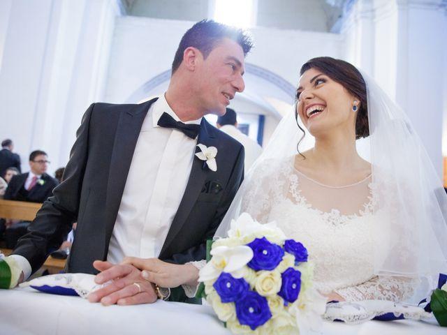 Il matrimonio di Andrea e Valentina a Pietraperzia, Enna 46