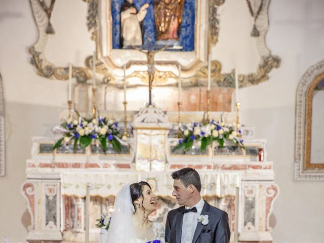 Il matrimonio di Andrea e Valentina a Pietraperzia, Enna 47