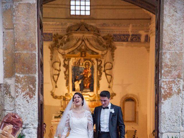 Il matrimonio di Andrea e Valentina a Pietraperzia, Enna 49