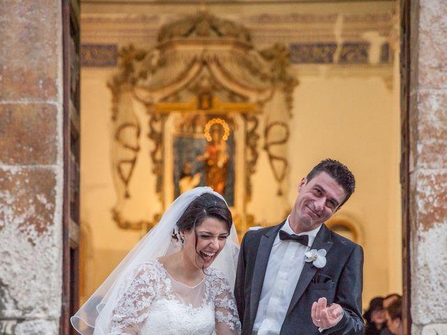Il matrimonio di Andrea e Valentina a Pietraperzia, Enna 51