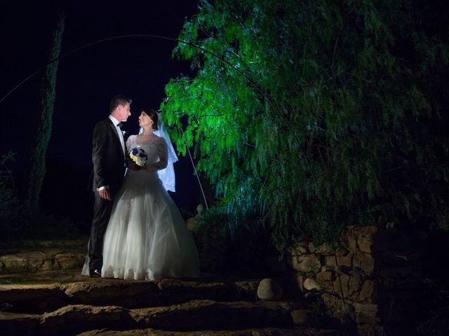 Il matrimonio di Andrea e Valentina a Pietraperzia, Enna 56