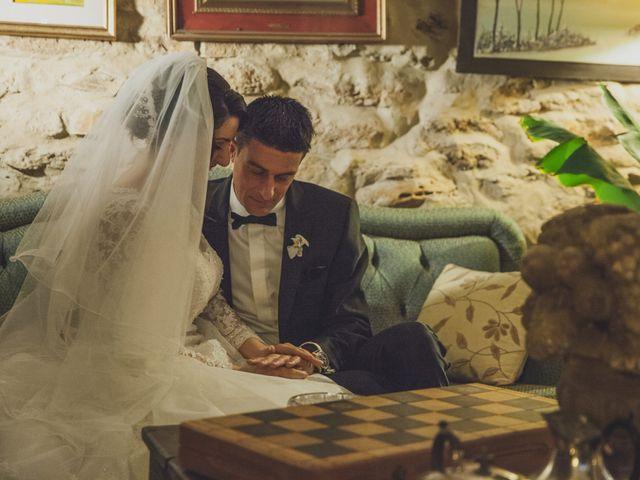 Il matrimonio di Andrea e Valentina a Pietraperzia, Enna 60