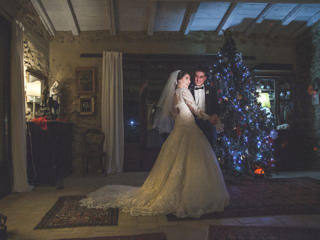 Il matrimonio di Andrea e Valentina a Pietraperzia, Enna 62