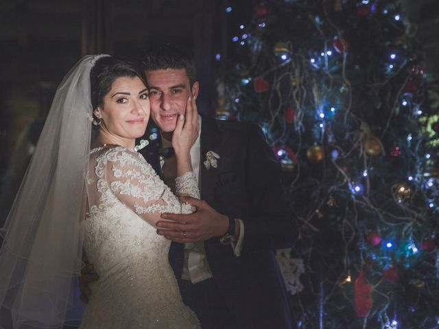 Il matrimonio di Andrea e Valentina a Pietraperzia, Enna 63