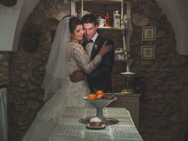 Il matrimonio di Andrea e Valentina a Pietraperzia, Enna 65