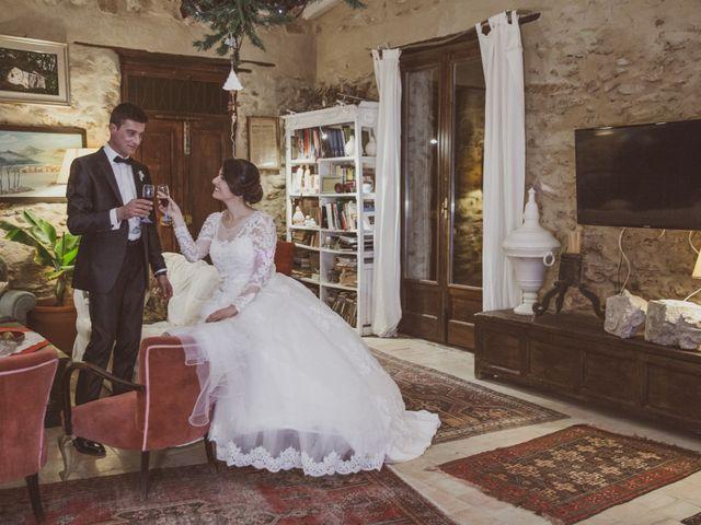 Il matrimonio di Andrea e Valentina a Pietraperzia, Enna 67