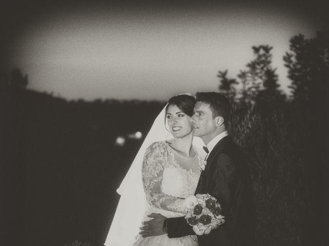 Il matrimonio di Andrea e Valentina a Pietraperzia, Enna 71