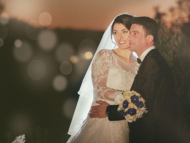 Il matrimonio di Andrea e Valentina a Pietraperzia, Enna 72