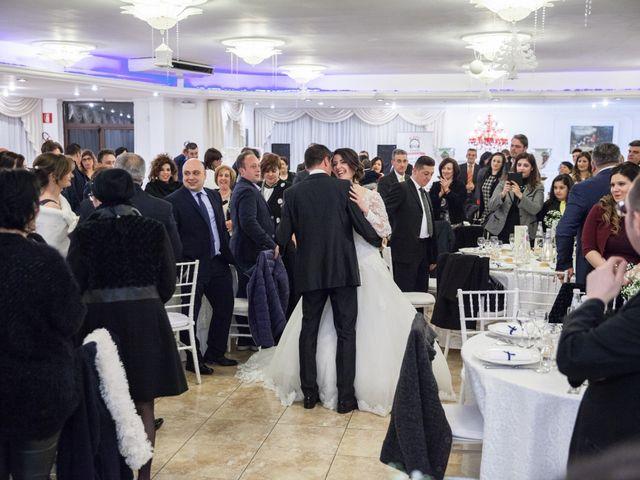 Il matrimonio di Andrea e Valentina a Pietraperzia, Enna 73