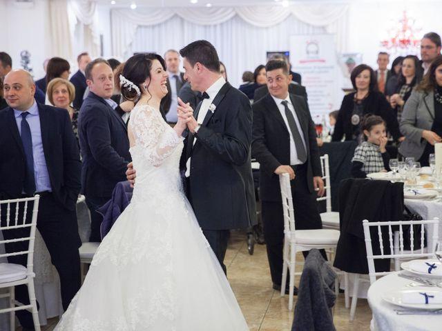 Il matrimonio di Andrea e Valentina a Pietraperzia, Enna 74
