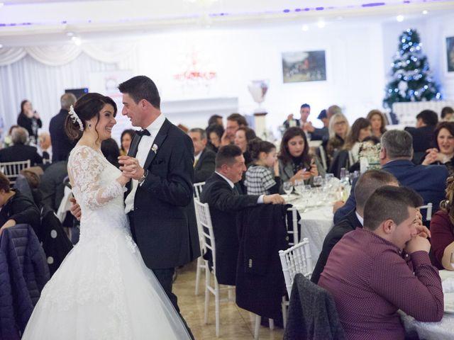 Il matrimonio di Andrea e Valentina a Pietraperzia, Enna 76