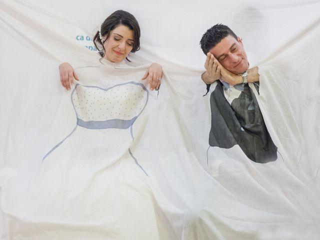 Il matrimonio di Andrea e Valentina a Pietraperzia, Enna 77