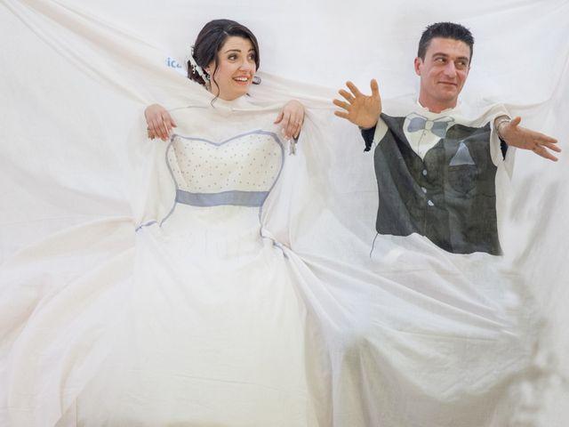 Il matrimonio di Andrea e Valentina a Pietraperzia, Enna 78