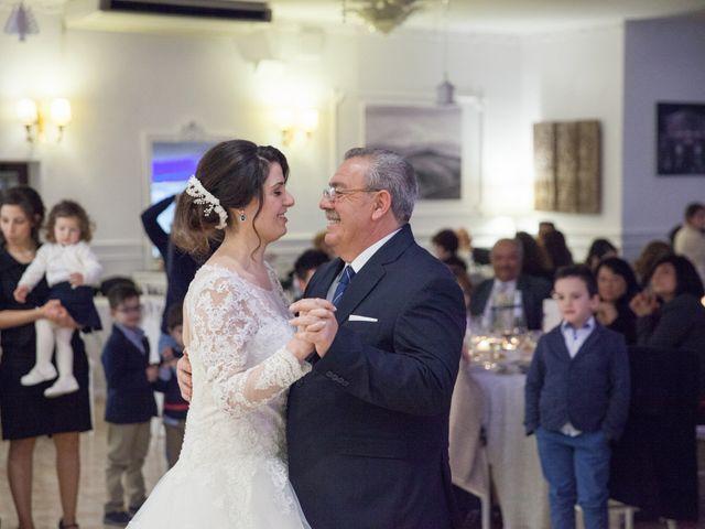 Il matrimonio di Andrea e Valentina a Pietraperzia, Enna 79