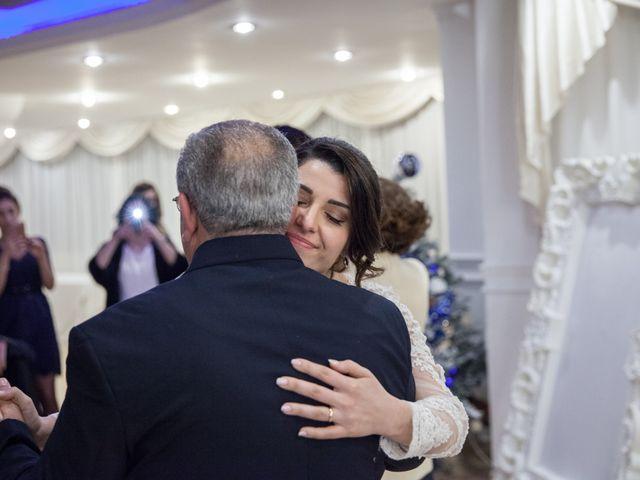 Il matrimonio di Andrea e Valentina a Pietraperzia, Enna 80