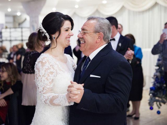 Il matrimonio di Andrea e Valentina a Pietraperzia, Enna 81