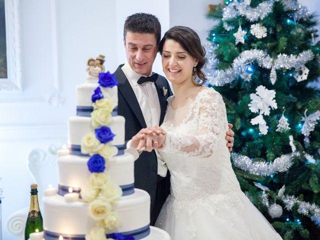 Il matrimonio di Andrea e Valentina a Pietraperzia, Enna 87
