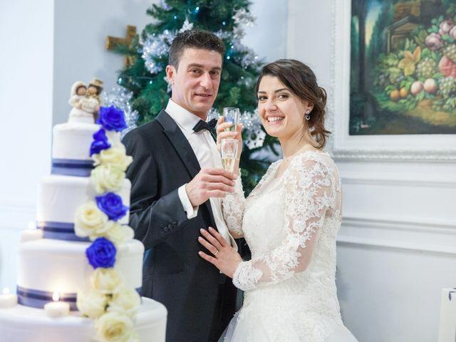 Il matrimonio di Andrea e Valentina a Pietraperzia, Enna 89