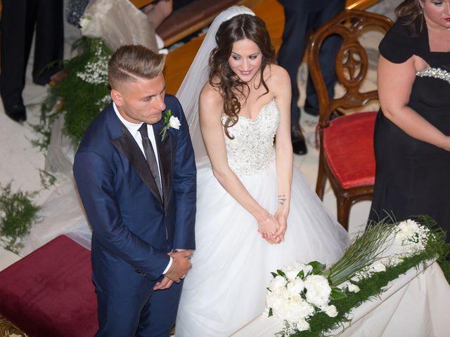 Il matrimonio di Ciro e Jessica a Bucchianico, Chieti 8