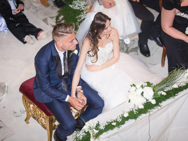 Il matrimonio di Ciro e Jessica a Bucchianico, Chieti 9