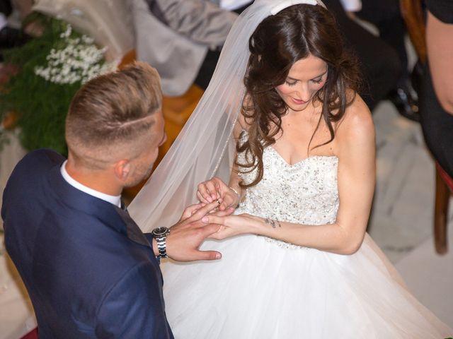 Il matrimonio di Ciro e Jessica a Bucchianico, Chieti 10