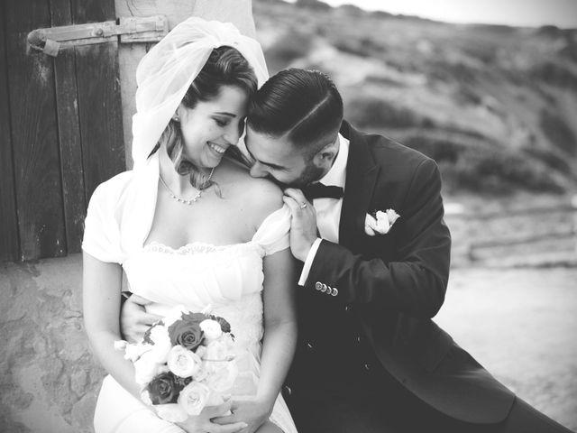 Le nozze di Scarlet e Fabrizio