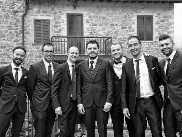 Il matrimonio di Nicola e Silvia a Spello, Perugia 10