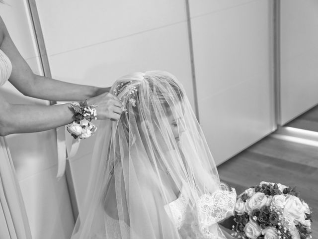 Il matrimonio di Nicola e Silvia a Spello, Perugia 17