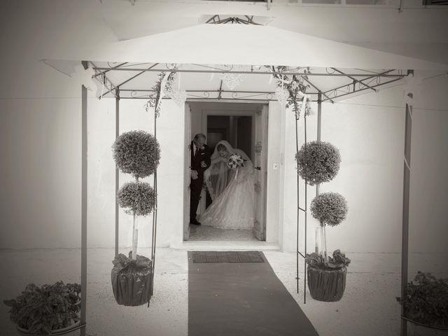 Il matrimonio di Nicola e Silvia a Spello, Perugia 23