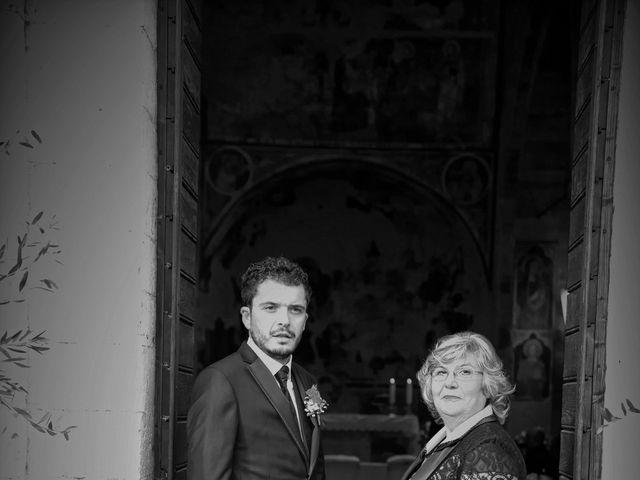 Il matrimonio di Nicola e Silvia a Spello, Perugia 25