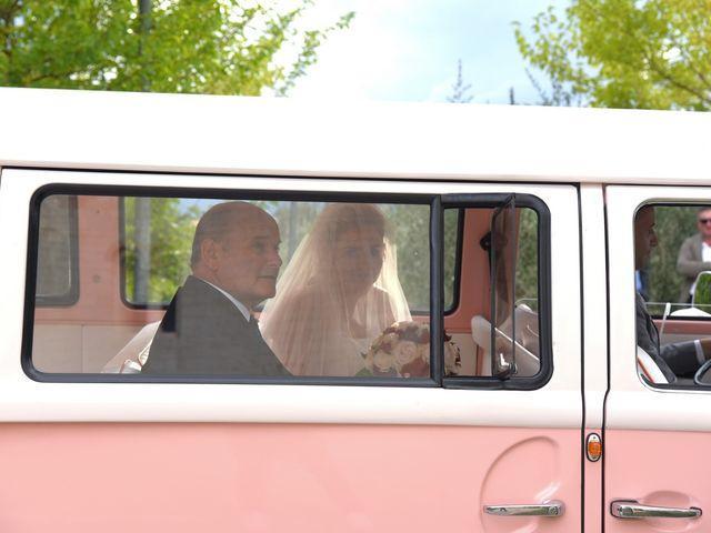 Il matrimonio di Nicola e Silvia a Spello, Perugia 26