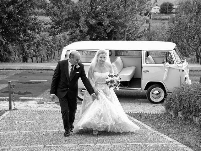 Il matrimonio di Nicola e Silvia a Spello, Perugia 27
