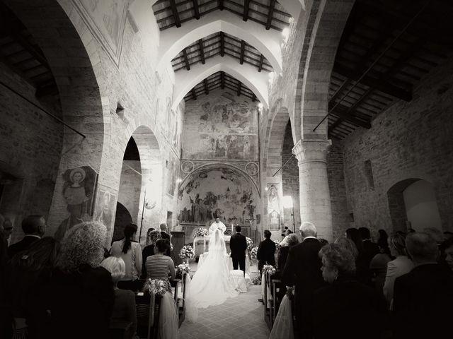 Il matrimonio di Nicola e Silvia a Spello, Perugia 29
